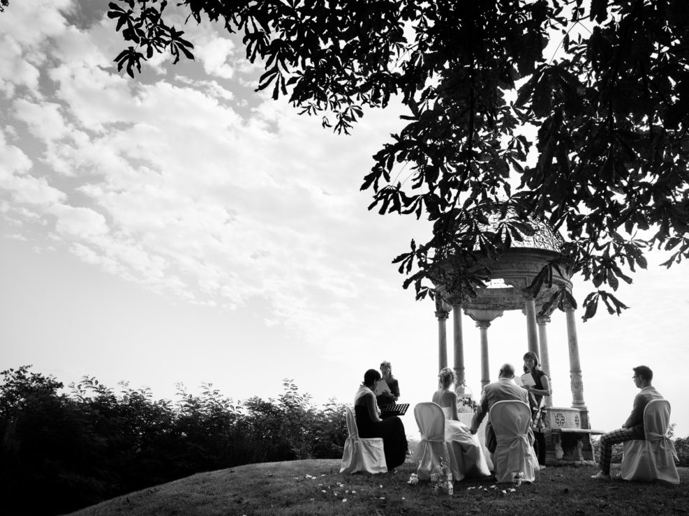 Italian Wedding Reportage ceremony