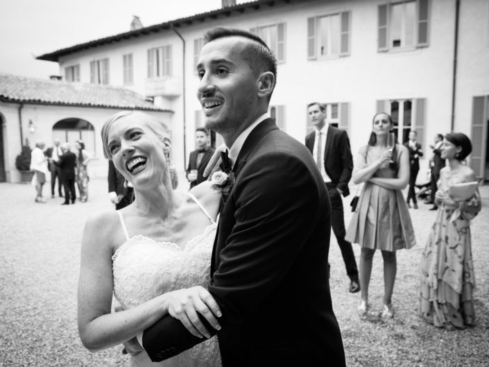 Wedding reportage in Italy - Bride and Groom