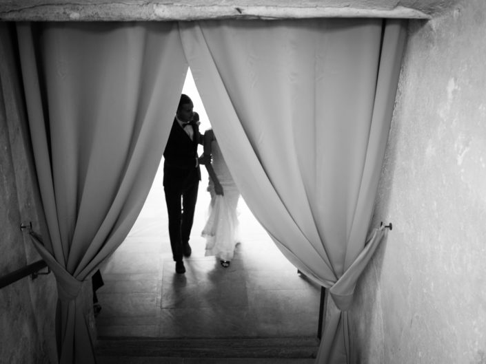 Wedding photography in Italy - Wedding reception