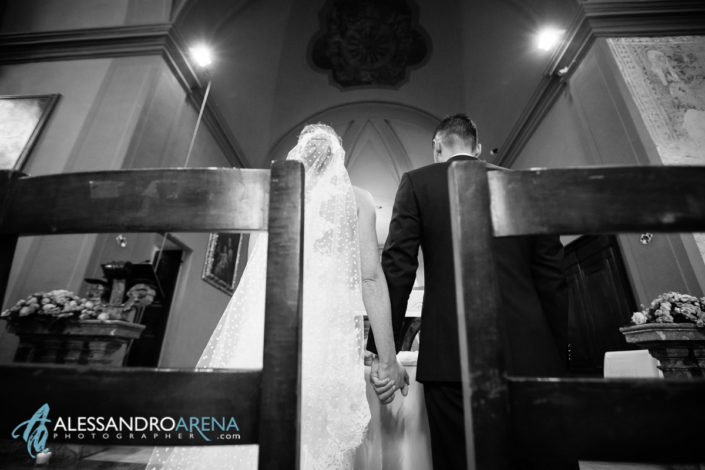 "Tanja&Marco's wedding: ""A touch of Sweden in Italy"""