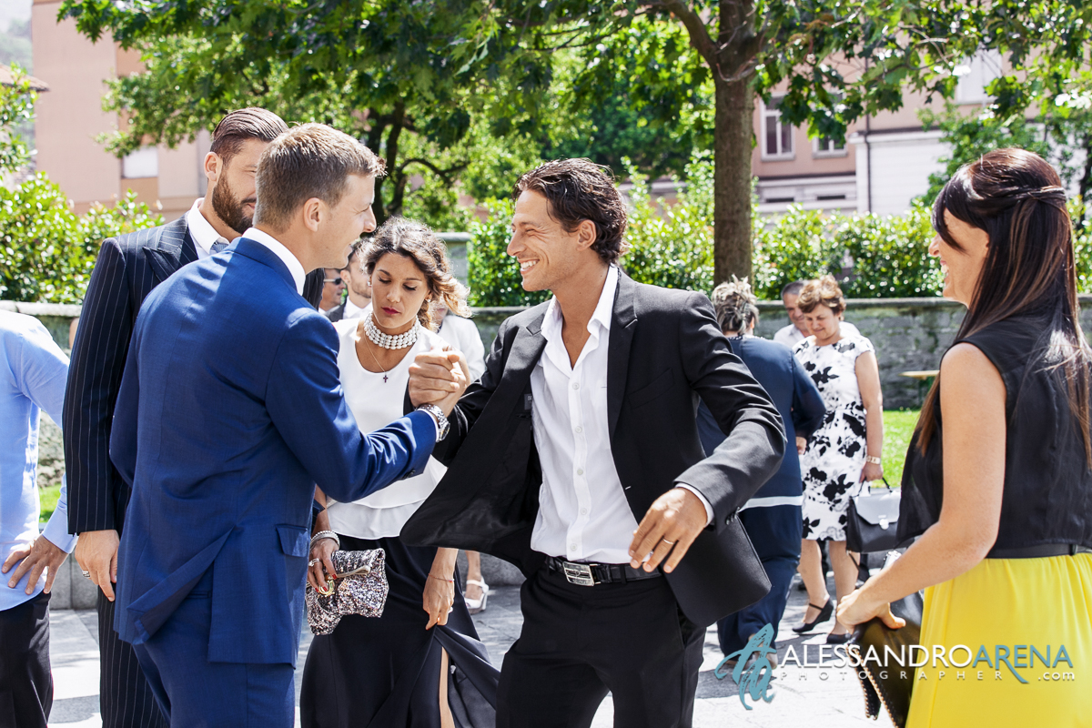 Switzerland wedding photographer - Groom