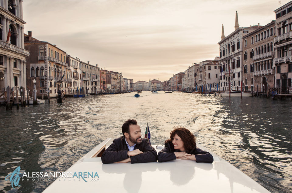 Canal Grande photography session - Boat Tour in Venice