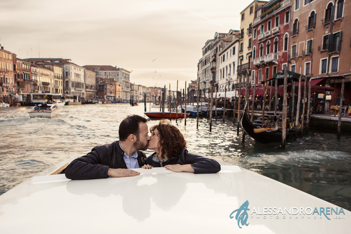 Venice photography session - Boat Tour in Venice