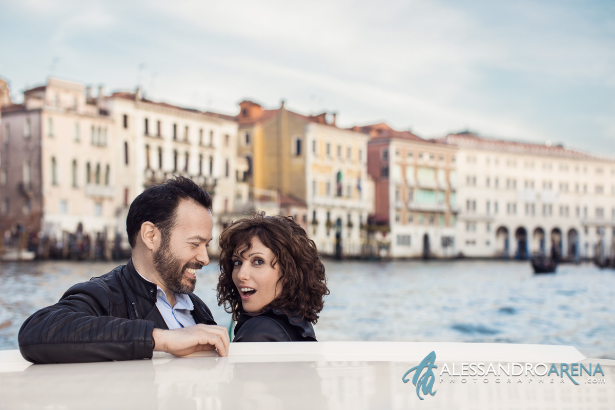 Venice wedding photographer - Couple session