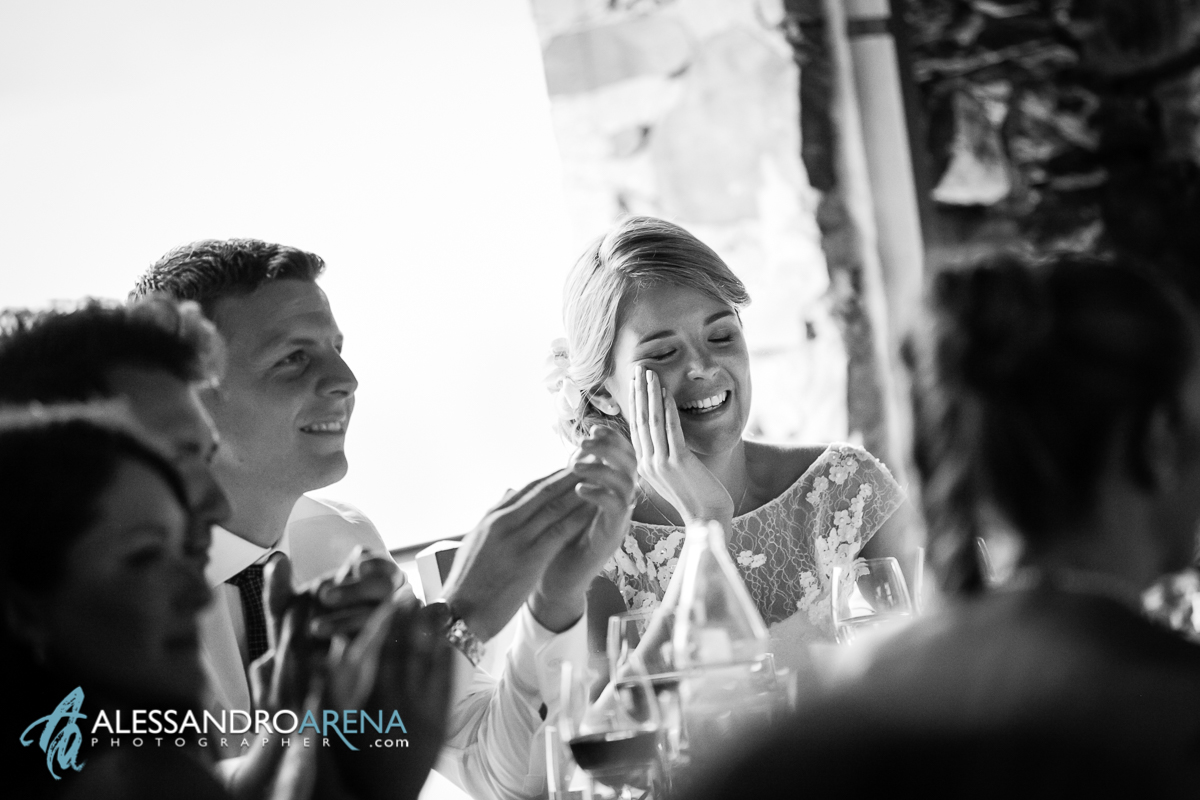Wedding emotion - Centro dannemann Brissago - Wedding reception in Lake Maggiore