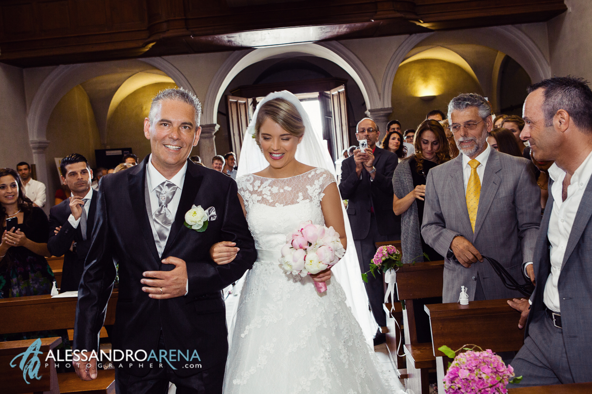 Italian wedding photographer - Ceremony