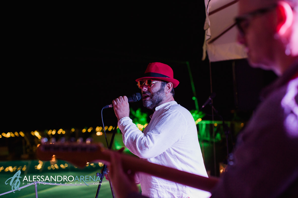Wedding live music Capri - Antonio Ballarano