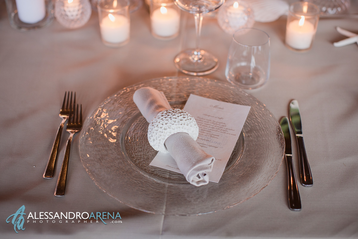 Wedding reception Capri - Gelsomina Maresca wedding planner Capri